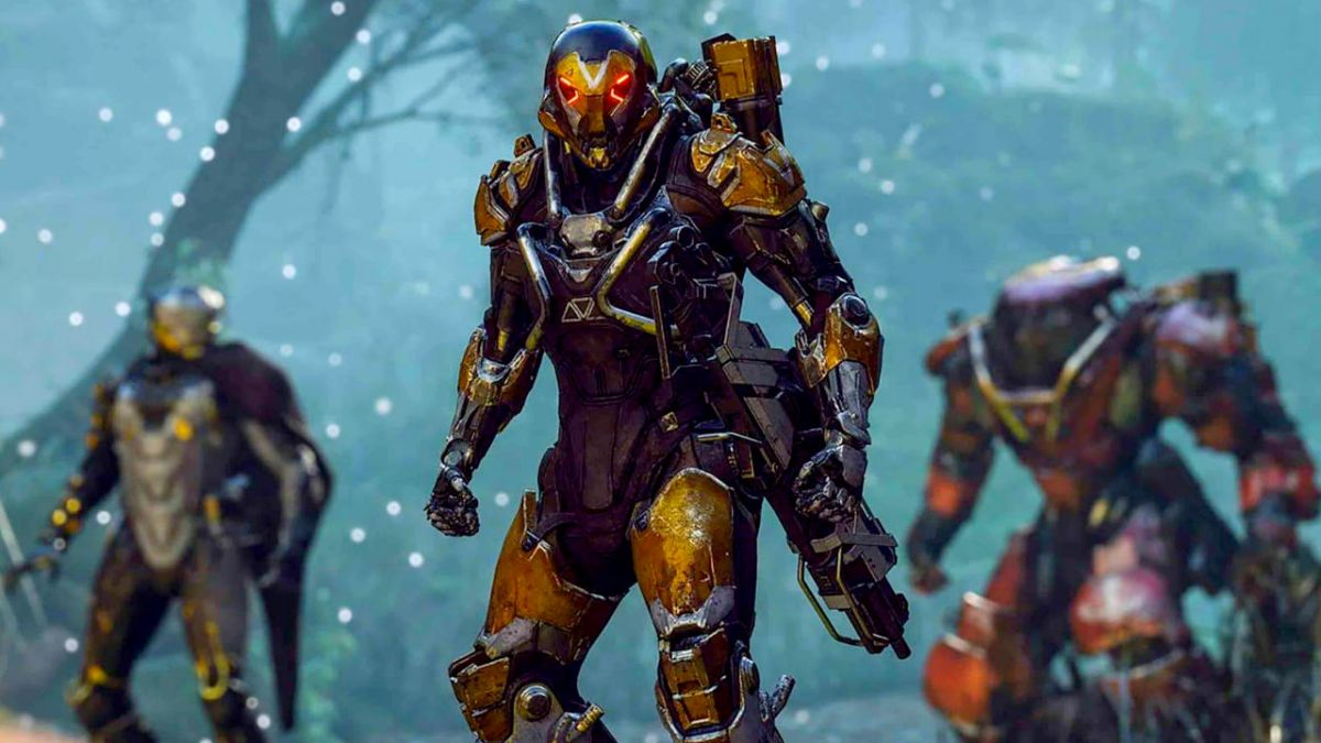 Anthem – Review So Far..