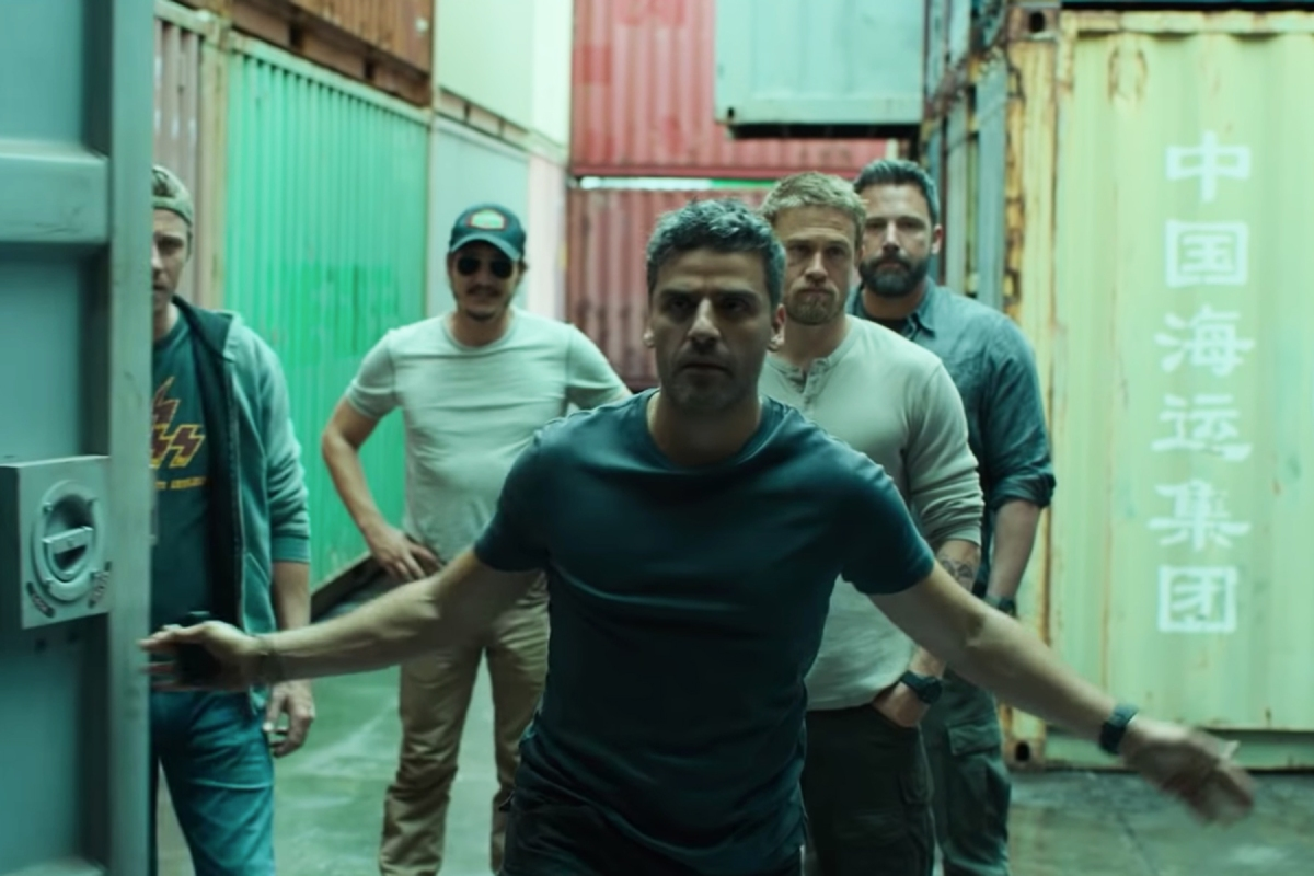 Triple Frontier Review