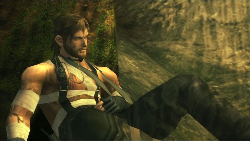 Metal Gear Solid: Nostalgia