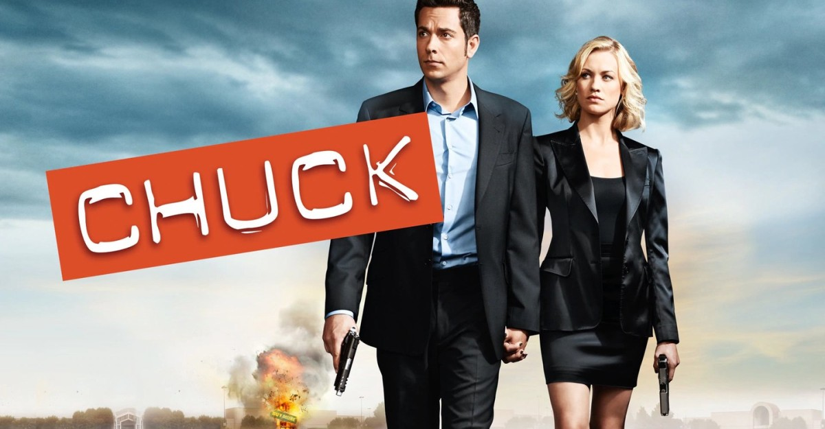 Chuck is on Amazon Prime!