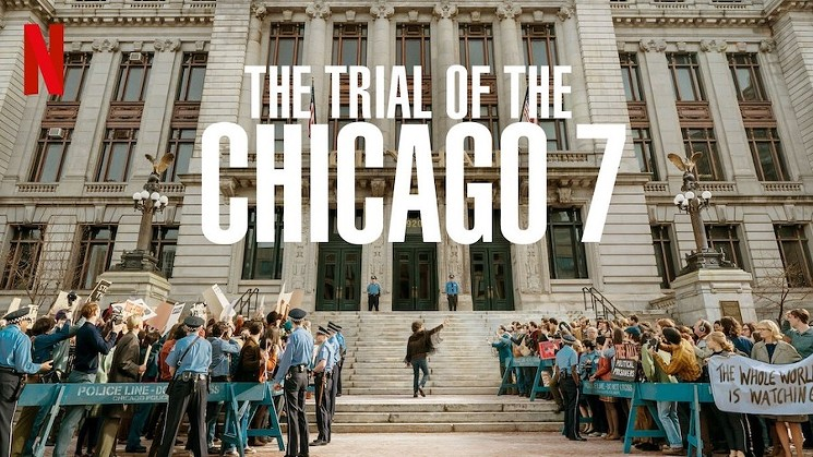 The Trial of the Chicago 7 – Review