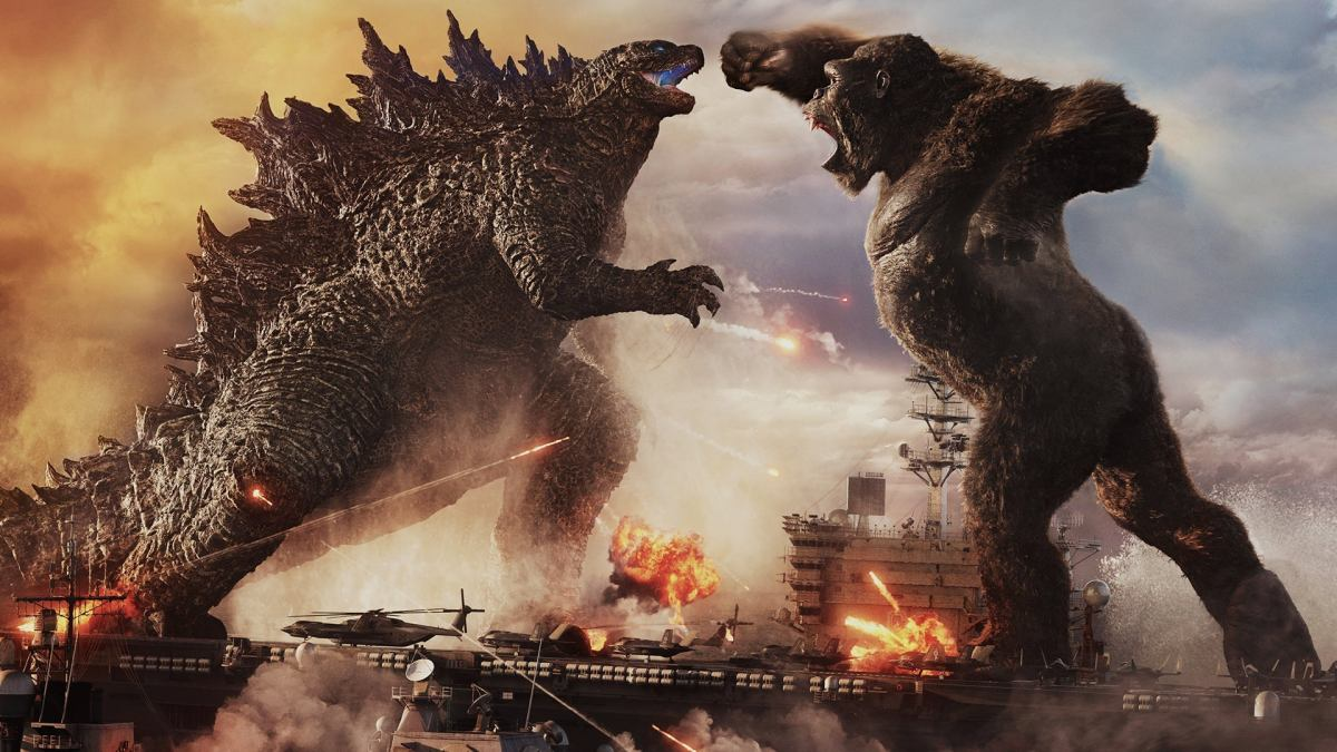Godzilla Vs Kong – Review